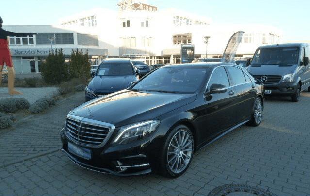 Mercedes-Benz S350d 4Matic